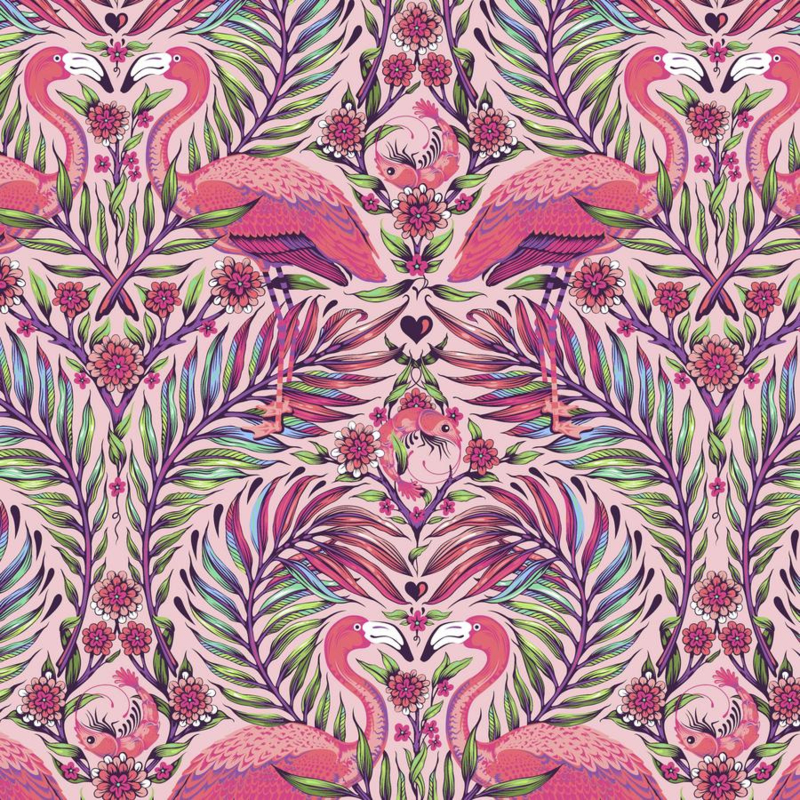 Pretty in Pink - Dragonfruit - PWTP169 - Tula Pink