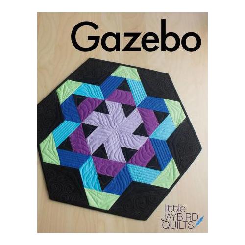 Gazebo Topper - patroon - Jaybird Quilts