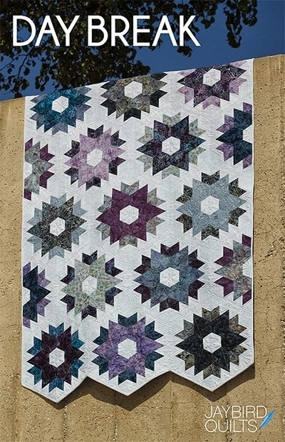 Day Break Quilt - patroon-Jaybird Quilts
