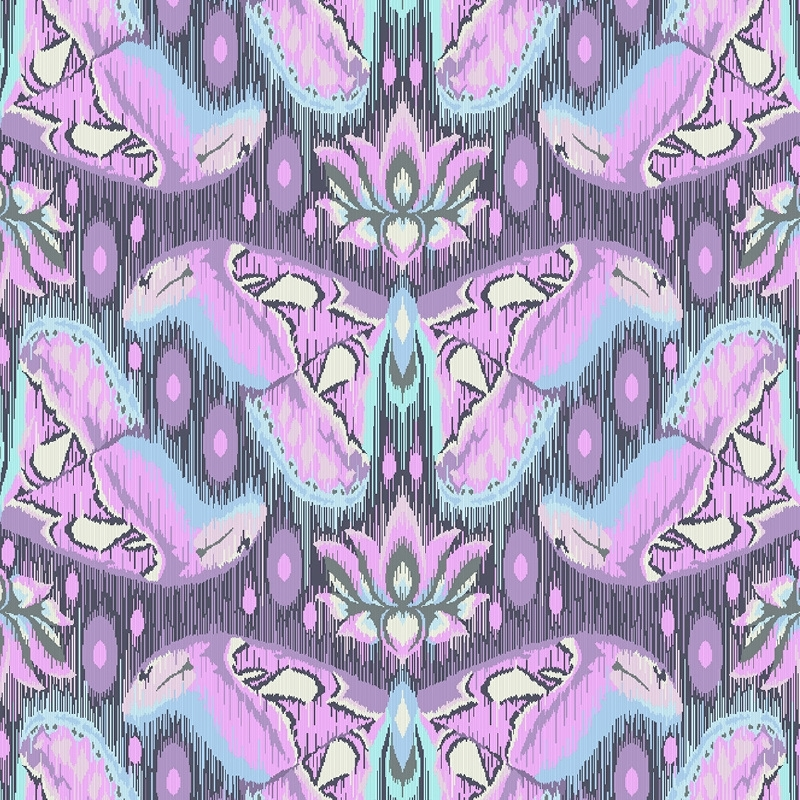 Tula Pink - PWTP070 - Atlas Amethyst