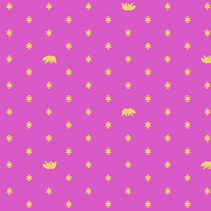 Bear Hug - Star Light - PWTP101 - Tula Pink