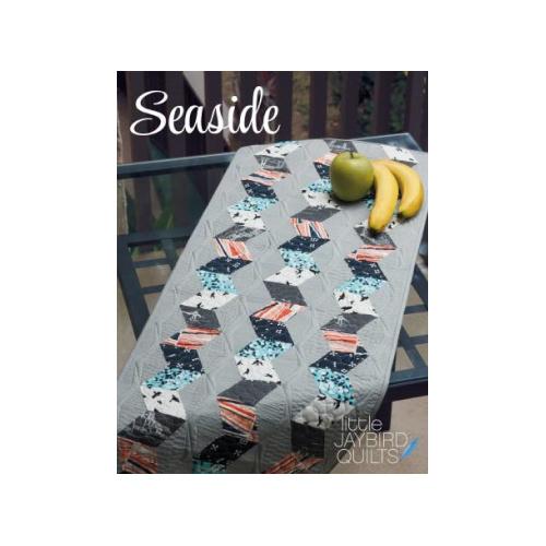 Seaside Table Runner - patroon - Jaybird Quilts