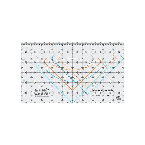 Wonder Curve Ruler - Liniaal