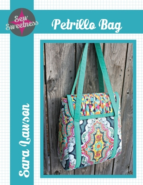 Sew Sweetness - Petrillo Bag - Patroon