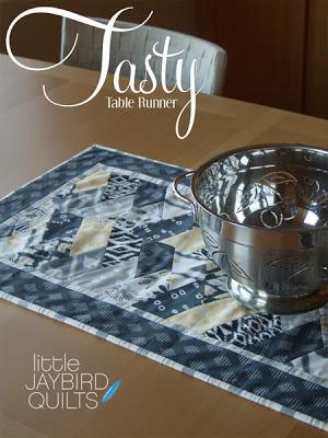 Tasty - mini - patroon - Jaybird Quilts