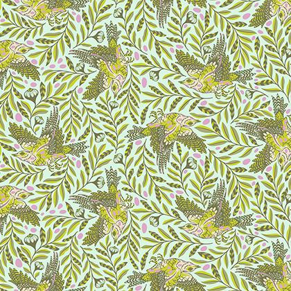 Tula Pink - PWTP099 - Re-Tweet - Star Light