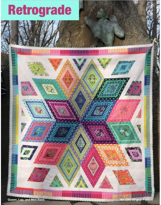 Retrograde - Patroon - OSQ Quilts