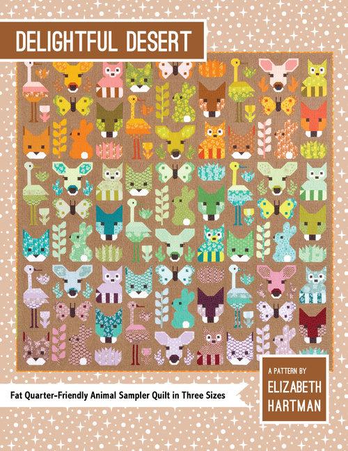 Delightful Desert - patronenboek - Elizabeth Hartman
