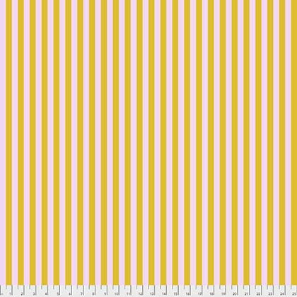 Tula Pink - PWTP069 - Tent Stripes  - Marigold