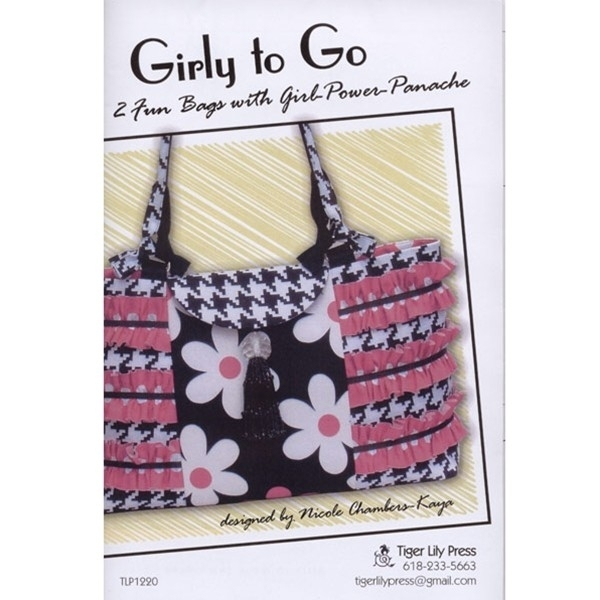 Girly To Go,  Tiger Lily Press