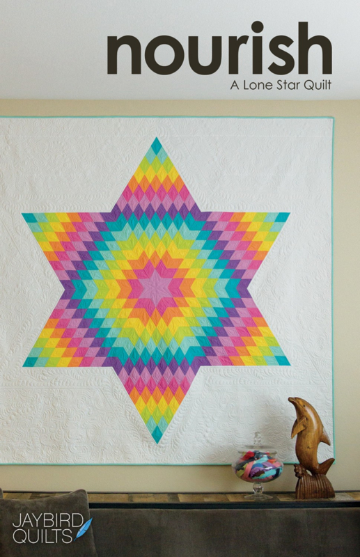 Nourish - patroon - Jaybird Quilts