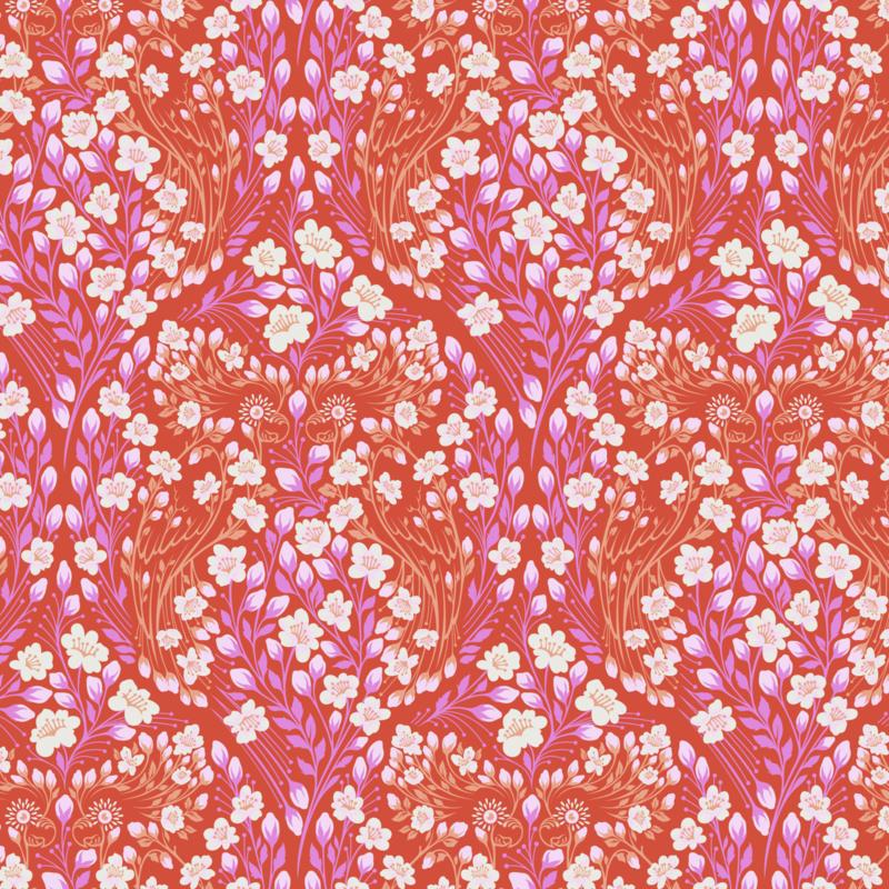 Parrot Prattle - Mango - PWTP135 - Tula Pink