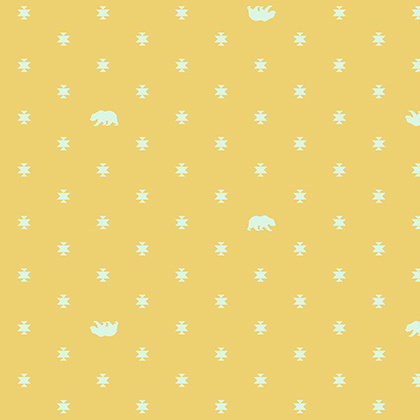 Bear Hug - Sun Kissed - PWTP101 - Tula Pink
