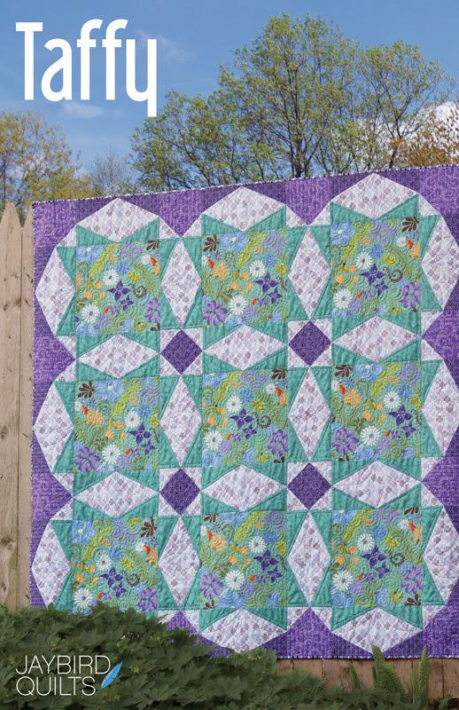 Taffy - patroon - Jaybird Quilts