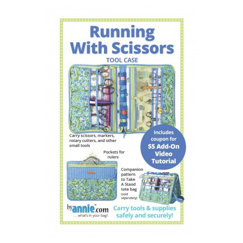 Running with Scissors - By Annie
