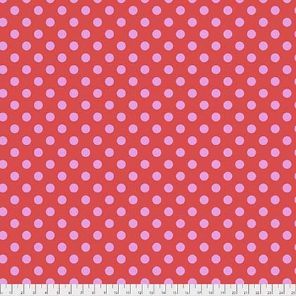 Tula PInk - PWTP118 - Pom Poms - Poppy