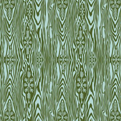 Yule Log - Pine Fresh - PWTP109 - Tula Pink