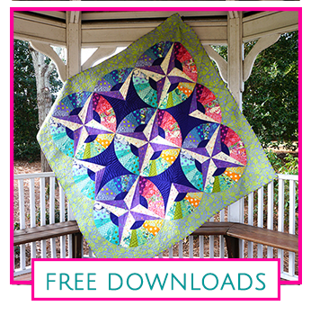Gratis quilt downloads