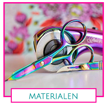 Quilt materialen