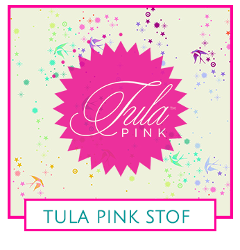 Tula Pink quilt stoffen