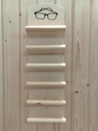 Brillenhouder sauna - 6 brillen
