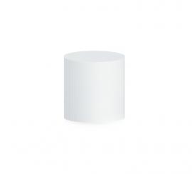 1 persoons zitelement rond - Flexseat - geschikt voor (stoom)douche