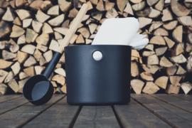 KOLO sauna emmer en lepel
