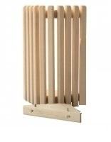 Sauna wand of hoeklamp PRO