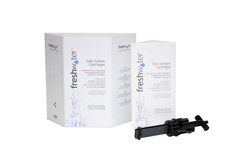 Fresh Water Salt System Cartridge (3-stuks)