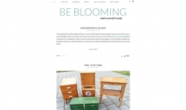 Beblooming blog