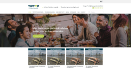 Tiptop picknicktafels