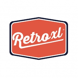 Retro XL logo
