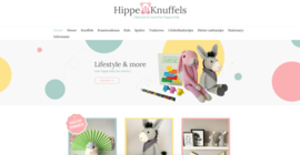 Hippe knuffels