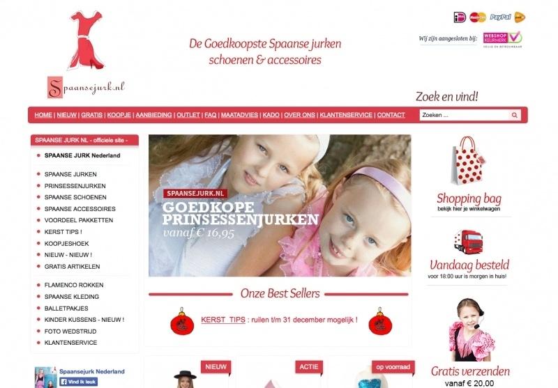 SPAANSEJURK.NL