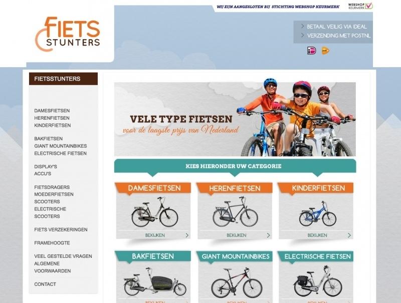 FIETSSTUNTERS.NL