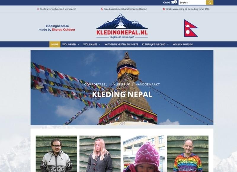 Kleding Nepal