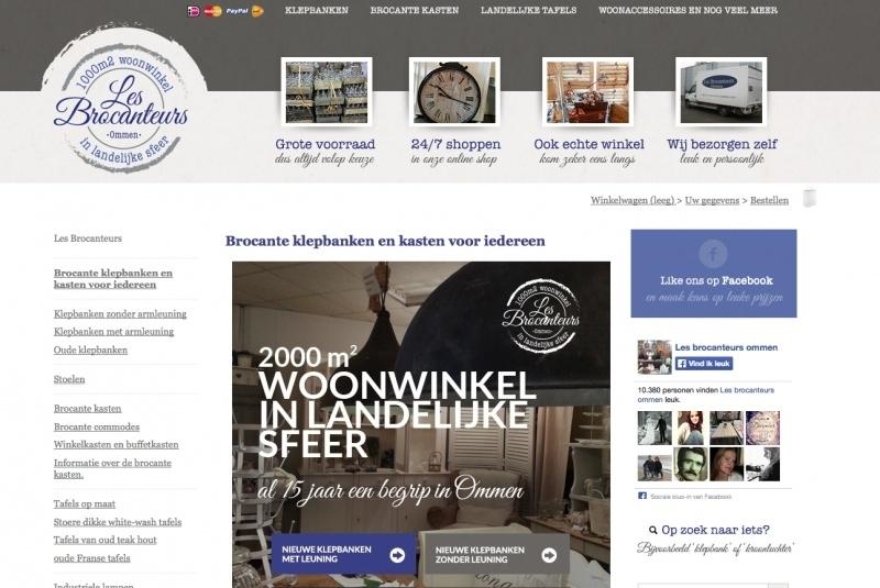 LESBROCANTEURS.NL
