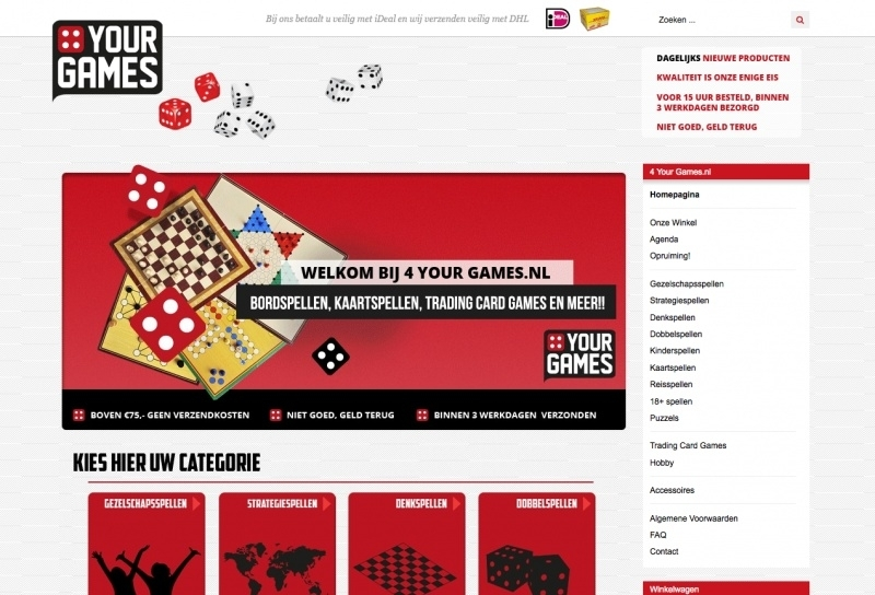 4YOURGAMES.NL
