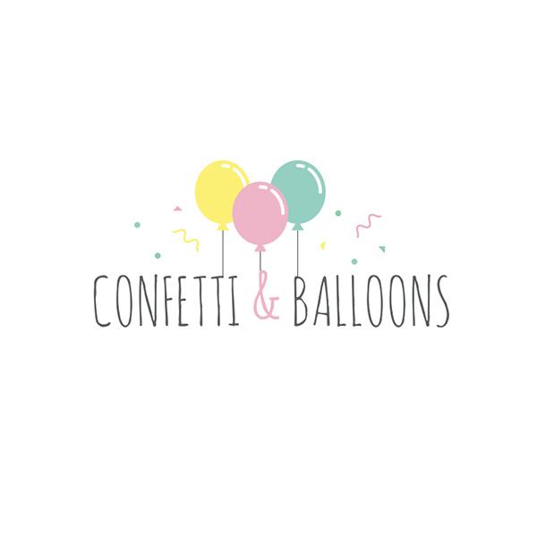 Confetti & Balloons