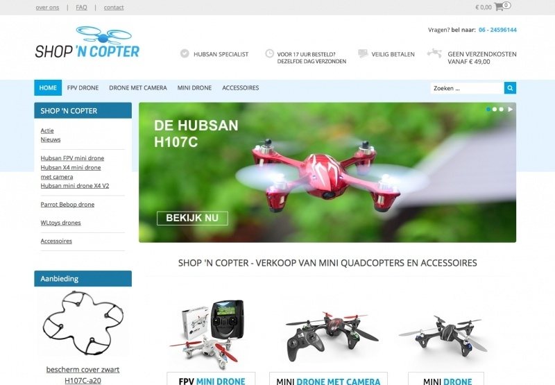 SHOPNCOPTER.NL