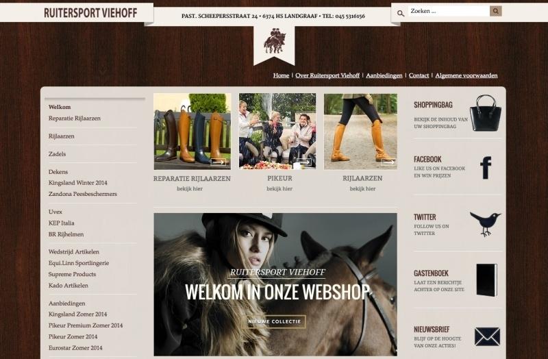 RUITERSPORTJOVIEHOFF.NL