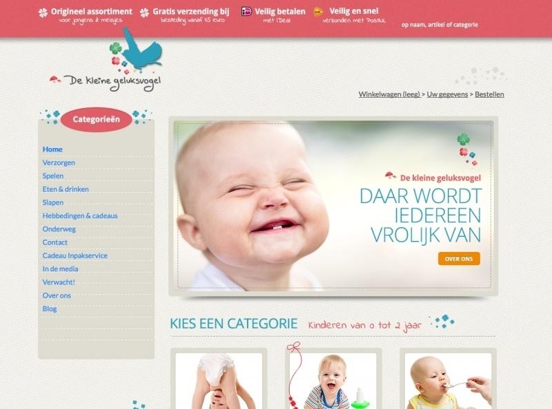 DEKLEINEGELUKSVOGEL.NL