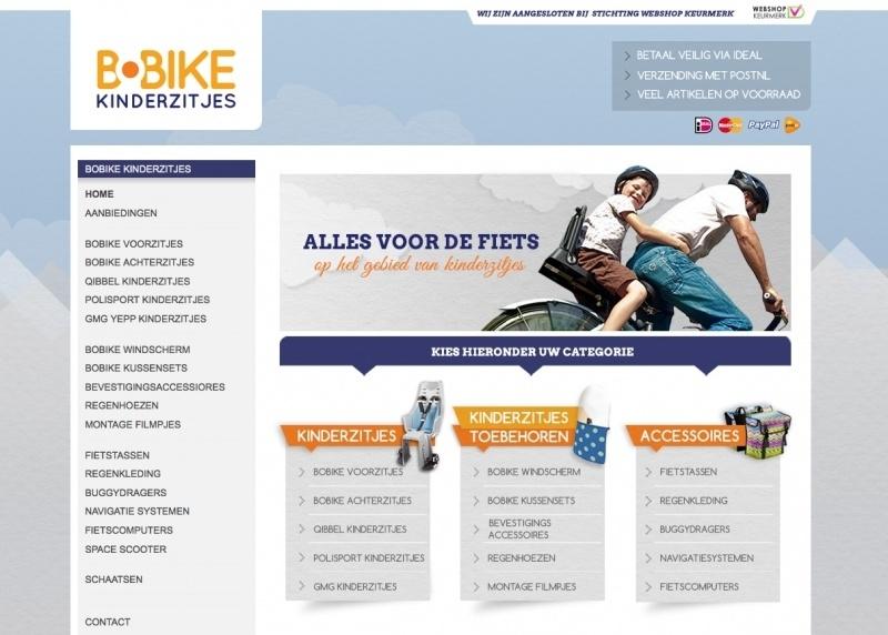 BOBIKEKINDERZITJES.NL