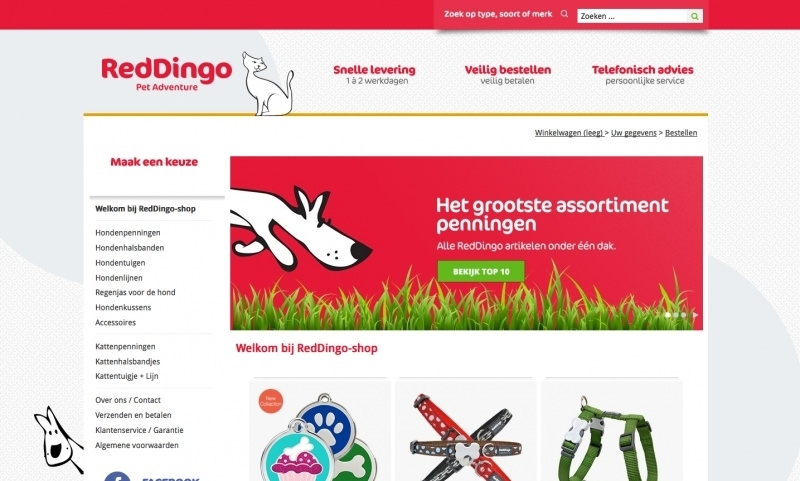 REDDINGO-SHOP.COM
