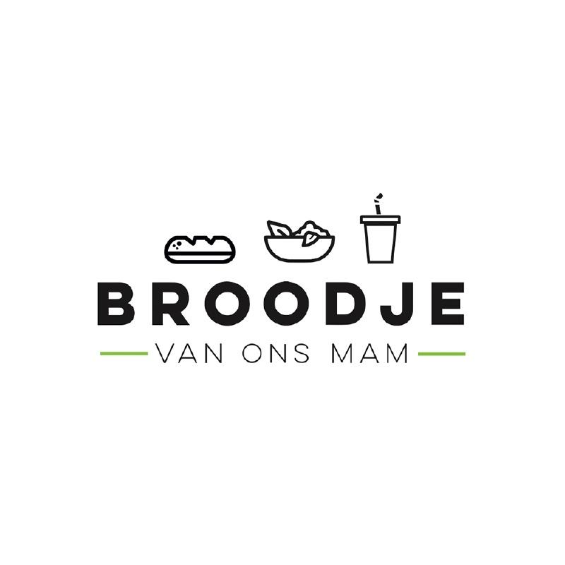 Broodje van ons mam logo