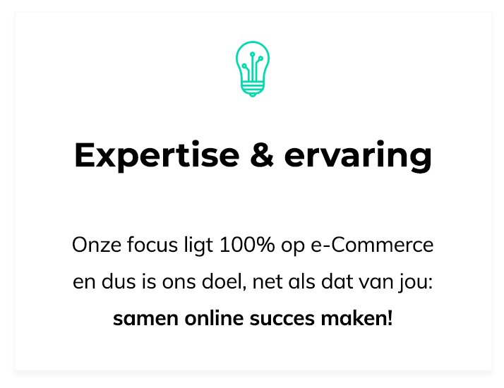 De focus van Ontwerp mijn webwinkel ligt 100% op e-commerce. Samen online succes maken.