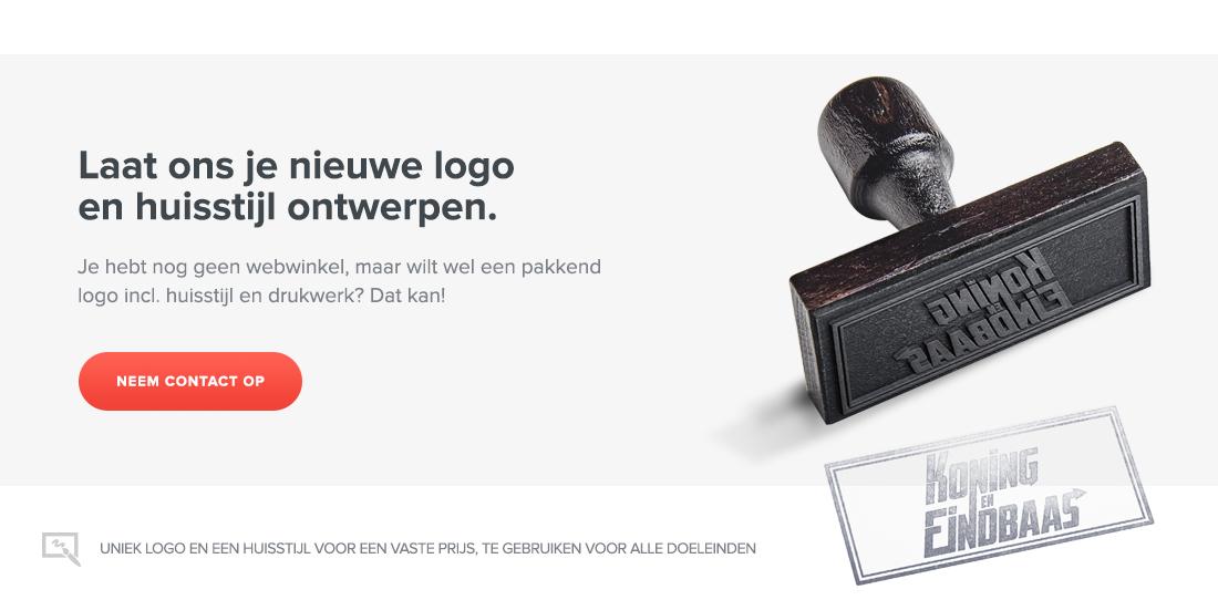 Logo ontwerp voor uw bedrijf