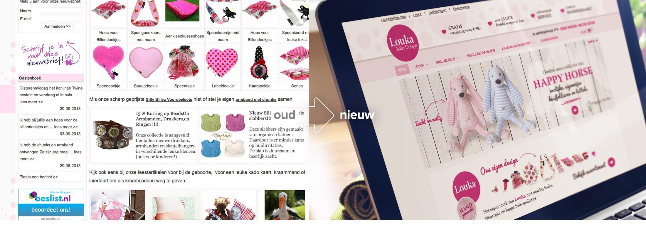 Louka Baby design