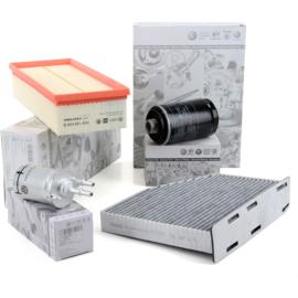 Filterpakket golf 5 en jetta 2,0 TSI GTI origineel 147KW/ 200PK Motorcode CAWB en CCTA