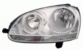 Koplamp golf 5 links